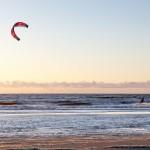 strand weer in vrouwenpolder Zeeland vrouwenpolder strand